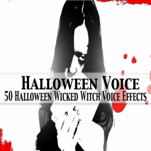 50 Halloween Wicked Witch Voice Effects]()