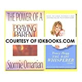 RARE, UNREAD, ORIGINAL, 1995 FIRST-EDITION: The Power Of A Praying Parent By Stormie Omartian **PLUS FREE VHS: Tracy Hogg, The Baby Whisperer: How To Calm, Connect And Communicate With Your Baby