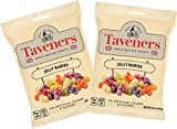 (Pack of 2) Taveners Jelly Babies Great British Sweets 165g