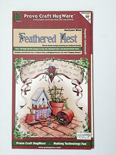 Feathered Nest Image Art Collection 27 By Kaelynn Winn Scrapbooking Clipart (Scrap Clipart)