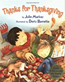Thanks for Thanksgiving, Julie Markes, 006051096X