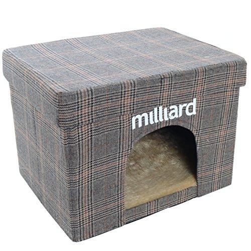 """Milliard Wide Pet Cube/Ottoman 17""""x13""""x13"""""""