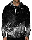 INTO THE AM Dark Matter Pullover Hoodie (Large)