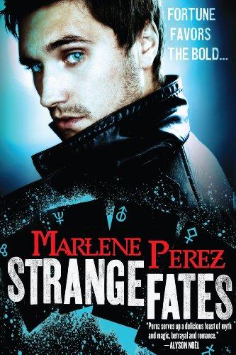 Image of Strange Fates (Nyx Fortuna series Book 1)