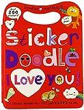 Sticker Doodle I Love You!, Roger Priddy, 0312516479