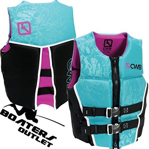 Vest Infant Neo (Connelly Womens V-Back Neoprene Vest, XS (28