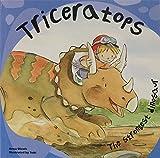 Triceratops: The Strongest Dinosaur (Dinosaur Books)