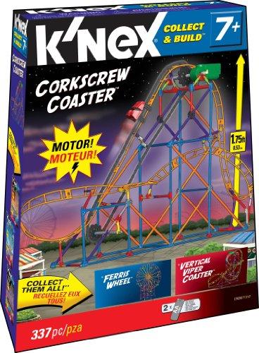 K'NEX Collect Build Amusement Park Series #2 Corkscrew - Park Series Amusement