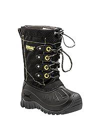 Kodiak Upaco Charlie Boot (10 (US Toddler's) - M (Regular/Medium) - Black/Yel)