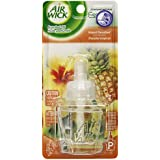 Air Wick Scented Oil Air Freshener, Island Paradise, 1 Refill, 0.67 Ounce (Pack of 8)