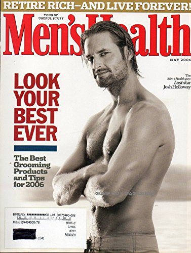 Mens Health Magazine May 2006: Josh - 2006 New Strap