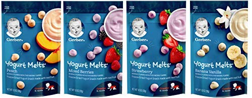 gerber baby yogurt - 9