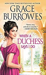 Book Cover: When a Duchess Says I Do