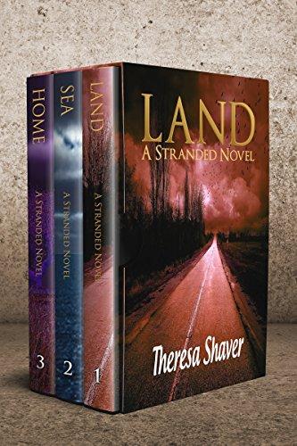 amazon com stranded box set books 1 3 a stranded novel omnibus
