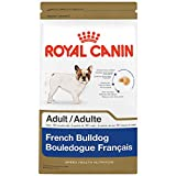 Royal Canin Breed Health Nutrition French Bulldog Adult dry dog food, 17-Pound