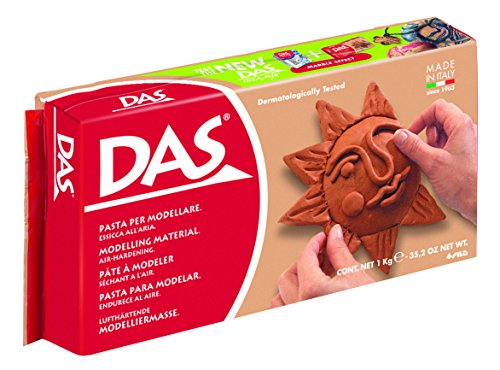 das-air-hardening-modeling-clay-22-pound-block-terra-cotta-color-387600