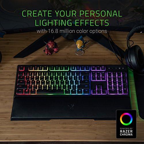 Razer Ornata–Multicolor RGB Teclado Gaming, Croma, RGB 6
