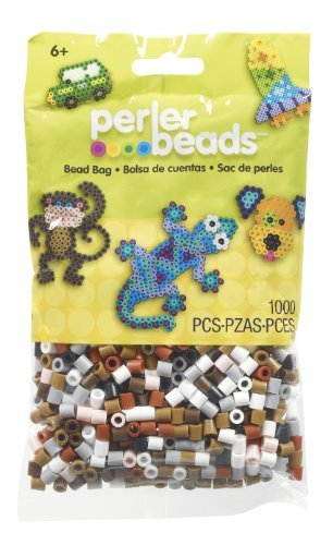 - Perler Beads Pet Mix Bead Bag (1000 Count) by Perler