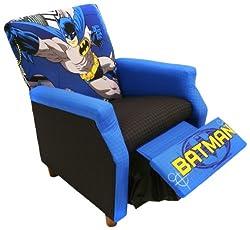 Warner Brothers Deluxe Recliner, Batman