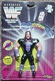 WWF / WWE Wrestling Superstars Bend-Ems Figure Series 1 The Undertaker