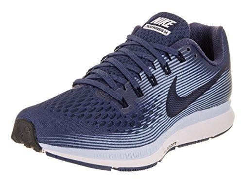 Nike Women's Air Zoom Pegasus 34 Running Shoe Blue Recall/Obsidian/Royal Tint/Black Size 9.5 B US