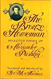 Front cover for the book The Bronze Horseman: Selected Poems of Alexander Pushkin by Aleksandr Sergeevich Pushkin