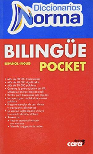 DICCIONARIO BILINGÜE POCKET - Varios