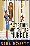 The Egyptian Antiquities Murder (High Society Lady Detective Book 3)