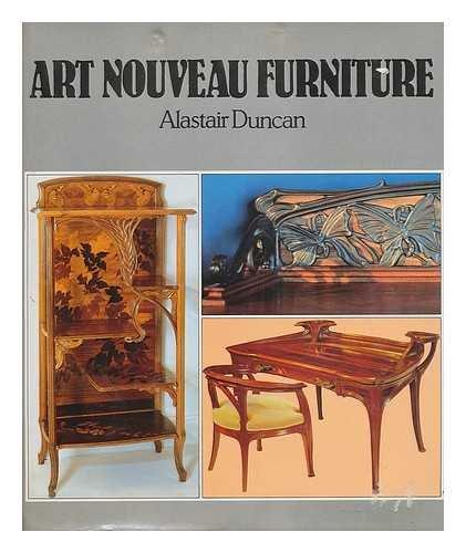 Art Nouveau Furniture (Rosette Furniture)