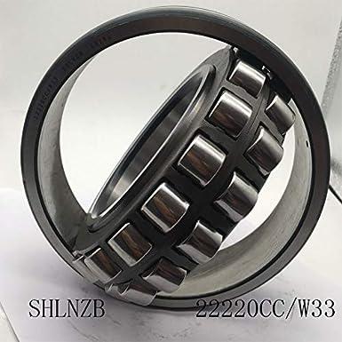 Color: 22210CAK Fevas SHLNZB Bearing 1Pcs 22210CC 22210CA 22210CA//W33 509023 53510 Double Row Spherical Roller Bearings