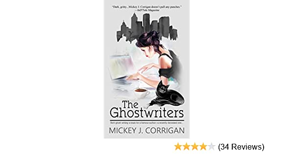 The Ghostwriters Kindle Edition By Mickey J Corrigan Mystery