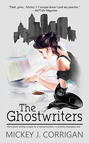 The Ghostwriters by [Corrigan, Mickey J.]
