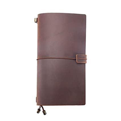 Diario de piel sintética con tapa para escribir, diario de ...