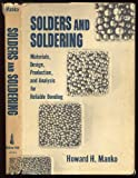 Solders and Soldering, Howard H. Manko, 007039895X