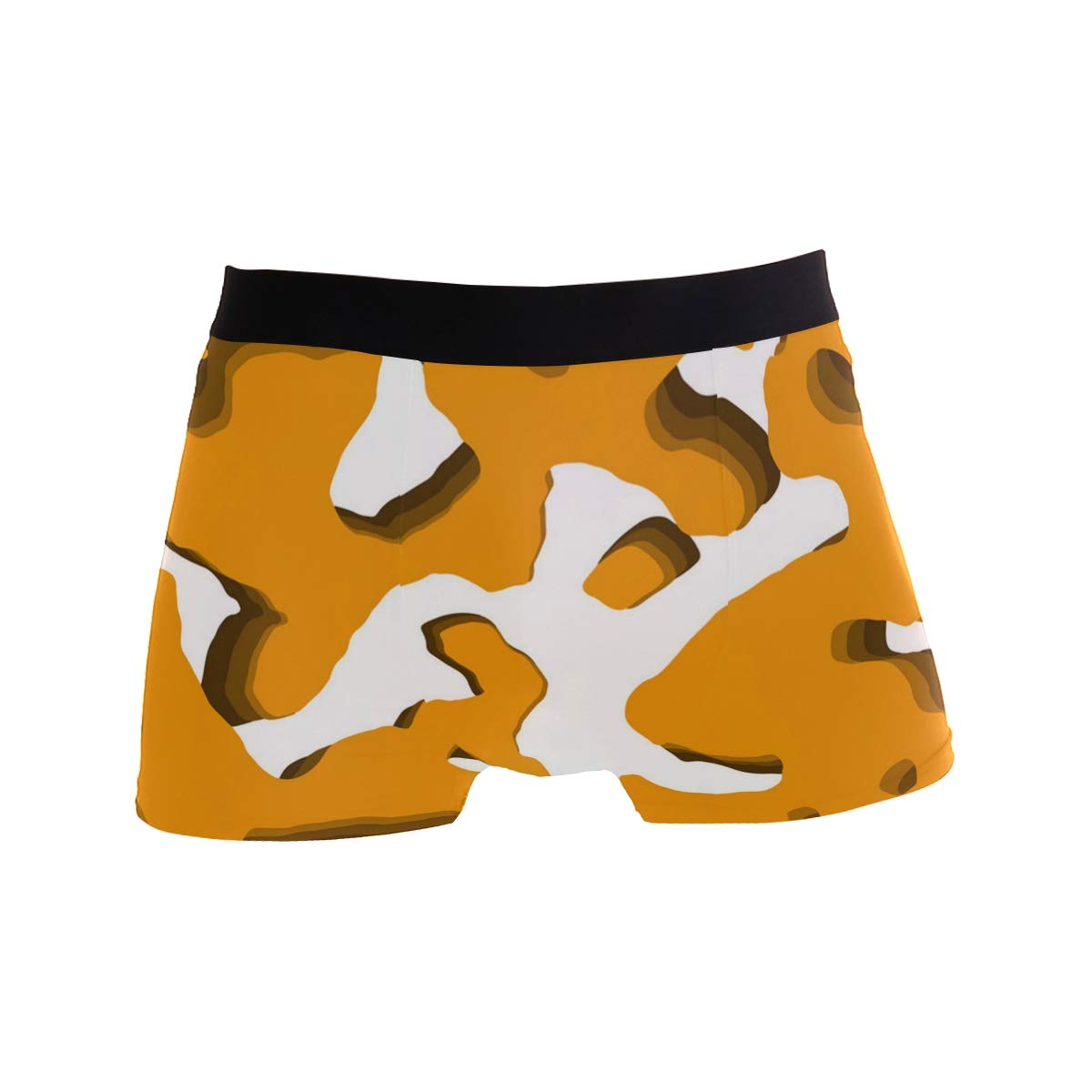 Charlley Lee Mens Soft Breathable 3 Underwear Boxer Briefs