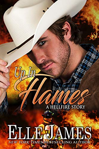 Up In Flames (Hellfire Series Book 6) by [James, Elle]