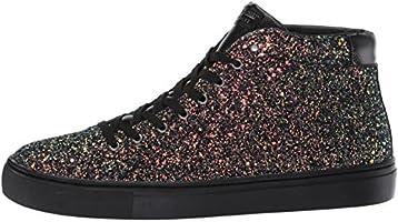 7e3ae4ad02040 Skechers Women's Side Street-Rock Glitter Sneaker: Amazon.com: Shop ...