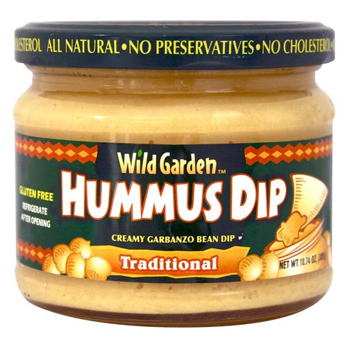 Wild Garden Hummus Dip Traditional -- 10.7 oz - 2 pc