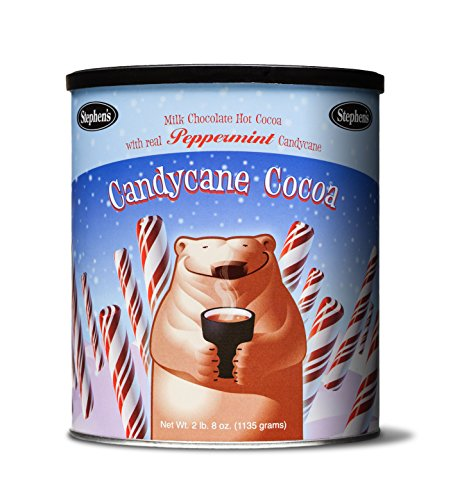 (Stephen's Gourmet Hot Cocoa, Candy Cane Cocoa - 2.5lbs)