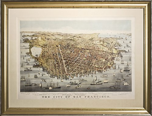 Currier & Ives Fine Art (The City of San Francisco)