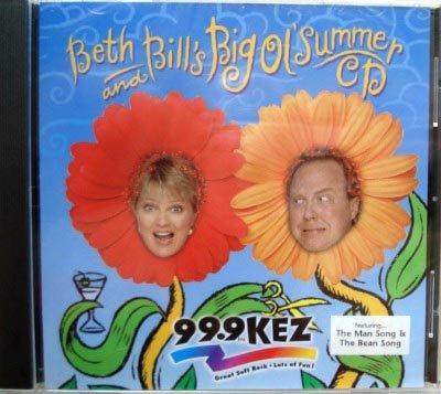 Beth and Bill's Big Ol' Summer CD