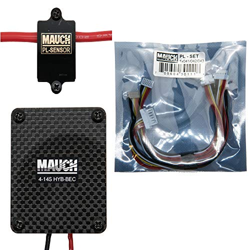 (Mauch Electronics Pixhawk 2.1 Power Module Upgrade, 4-14 Cell Battery, 200 Amps )
