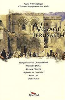 Voyage à Jérusalem