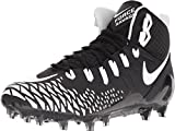 Best Nike Football Cleats - NIKE Men's Force Savage Pro Football Cleat Black/White Review
