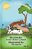 Teta's Adventures Vol 5, Janet Solar Lybeck, 0985034335