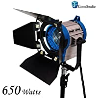 Limo650 Watt Light Photo Video Film And Television Tungsten Fresnel Continuous Lighting Light Spotlight