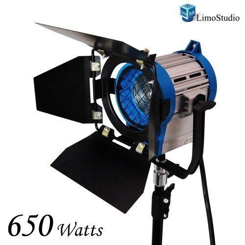 Limo650 Watt Light Photo Video Film And Television Tungsten Fresnel Continuous Lighting Light Spotlight