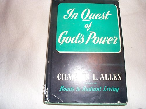 In Quest of God's Power
