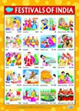 Festivals of India (Chart 43x60)