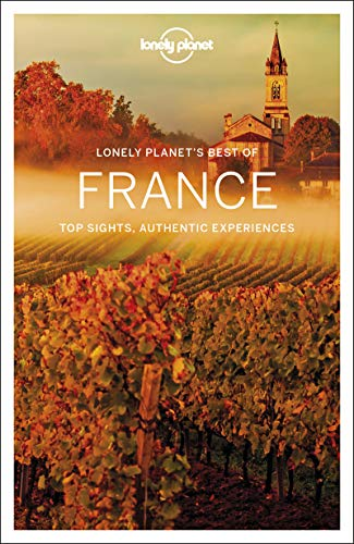 Lonely Planet Best of France (Travel Guide)...